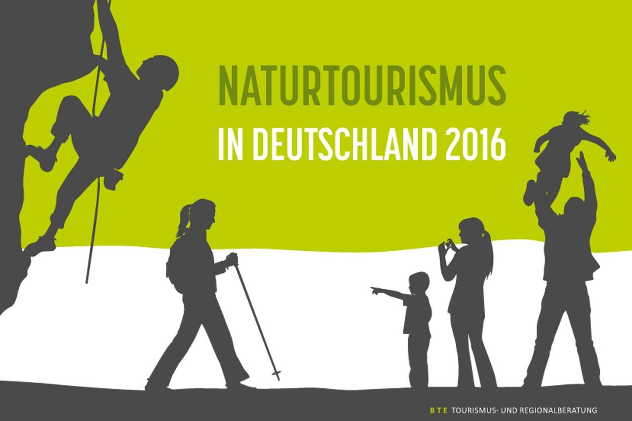 Titel BTE Naturtourismusstudie