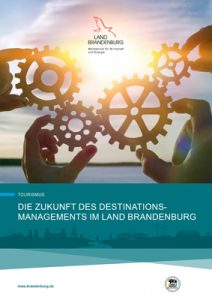 Titel Leitfaden Destinationsmanagement in Brandenburg
