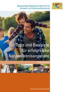 Titel Tipps und Beispiele für erfolgreiche Naturerlebnisangebote