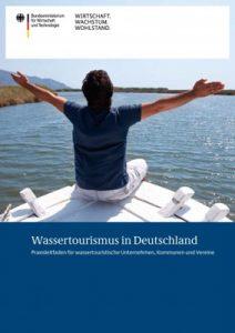 Titel Wassertourismus in Deutschland