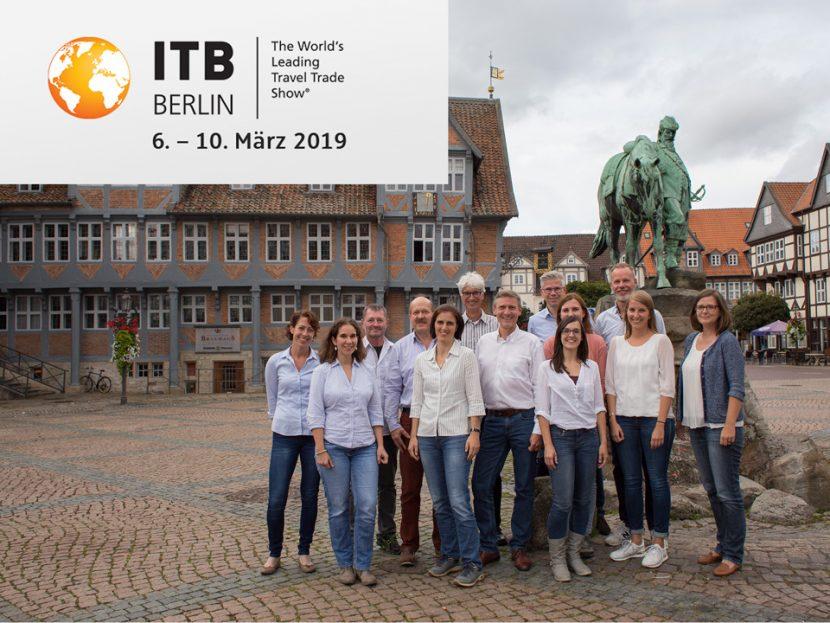 BTE Teilnahme ITB 2019