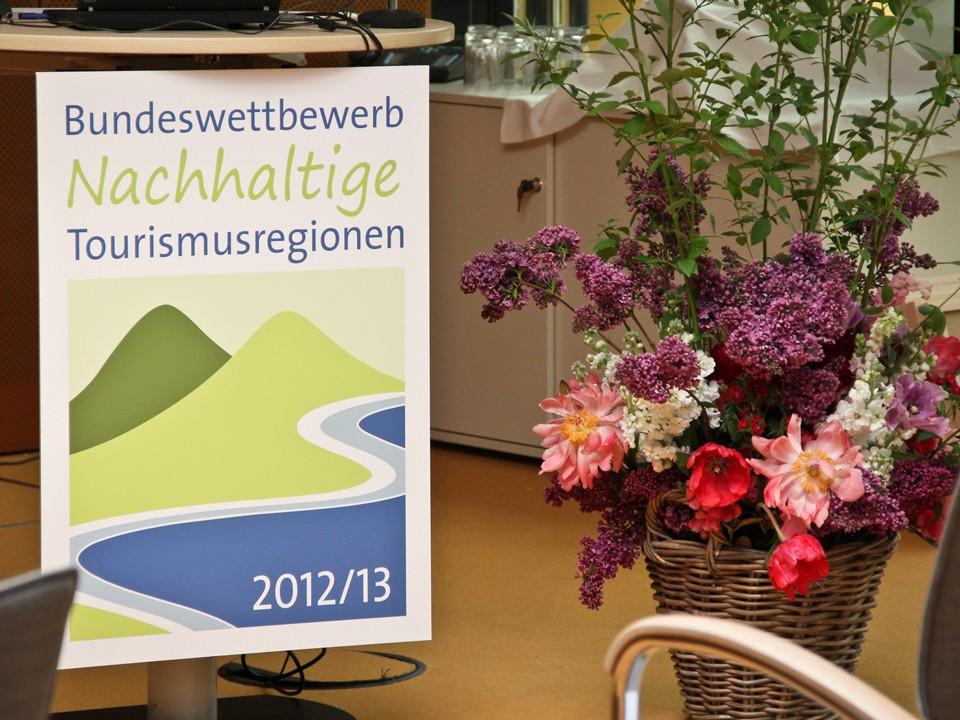 Logo Bundeswettbewerb Nachhaltige Tourismusregionen
