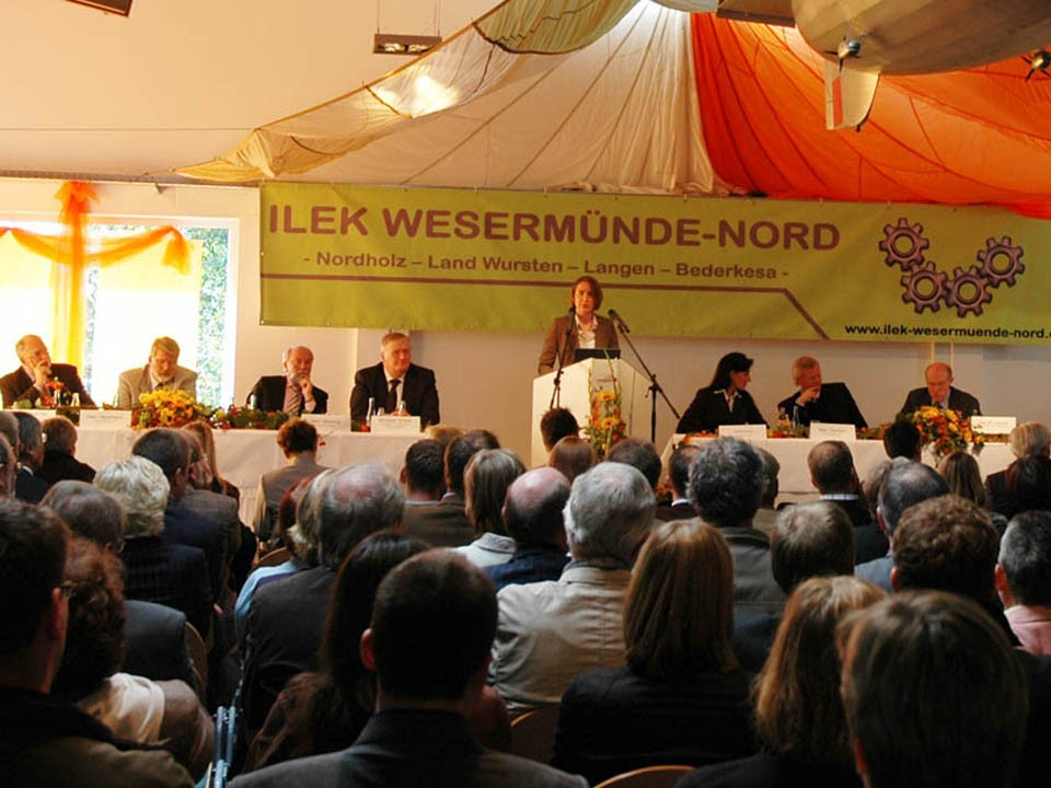 Regionalentwicklung Wesermünde Nord
