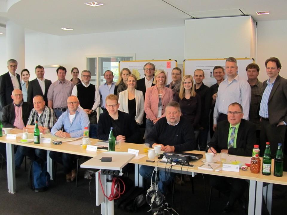 Beteiligte Masterplan Fahrradtourismus Braunschweig
