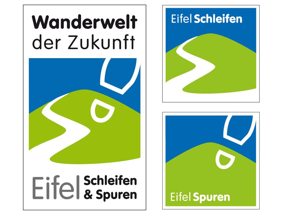 Logo Eifelschleifen Eifelspuren