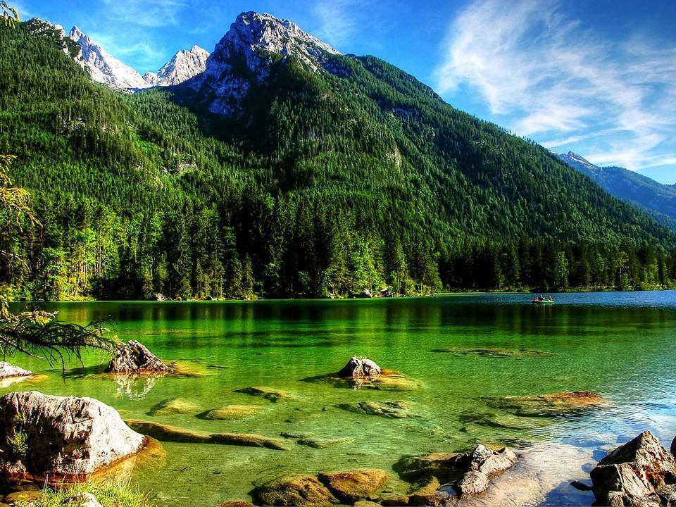 Besucherzentren Naturparke Bayern