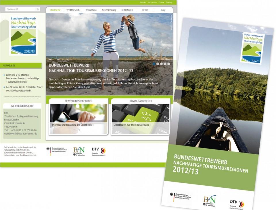 Kommunikation Bundeswettbewerb Tourismus