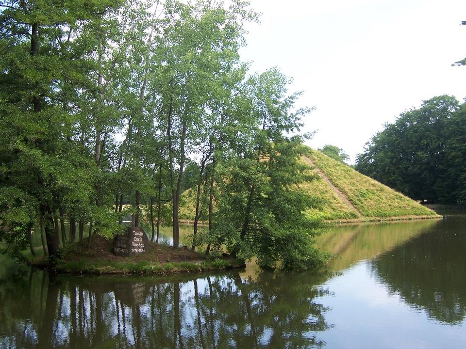 Dachmarke für die Fürst-Pückler-Parks in Branitz und Bad Muskau