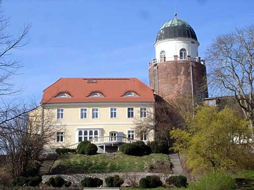 Besucherzentrum Burg Lenzen