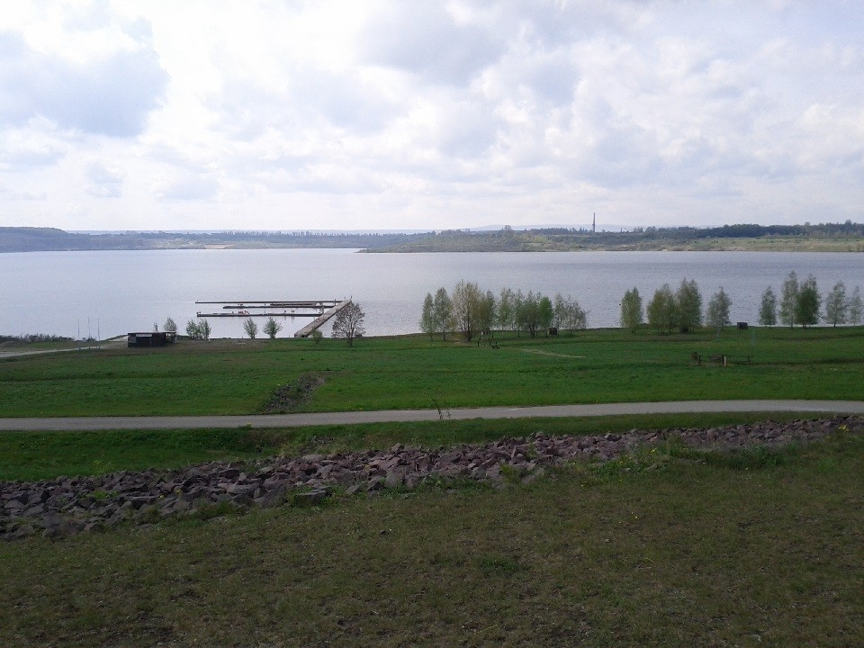 Entwicklungskonzept Concordiasee