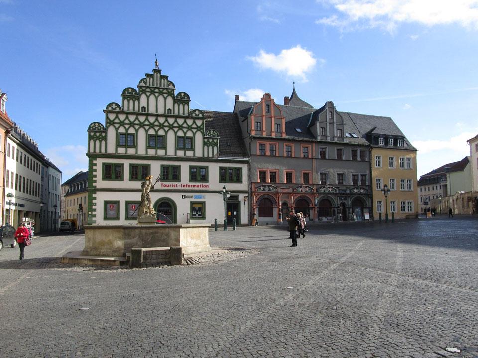 Tourismuskonzept Weimar