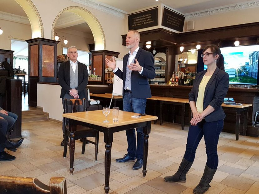 Dr. Alexander Schuler Katharina Meifert Strategiewerkstatt Halle