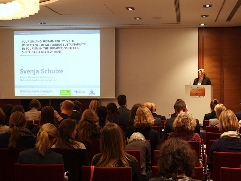 Konferenz Measuring Sustainibility