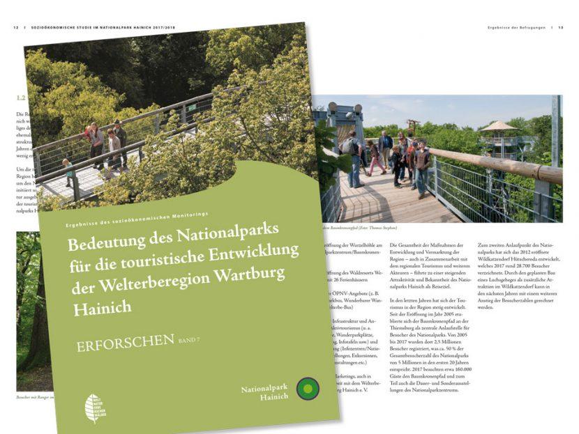 Studie Nationalpark Hainich