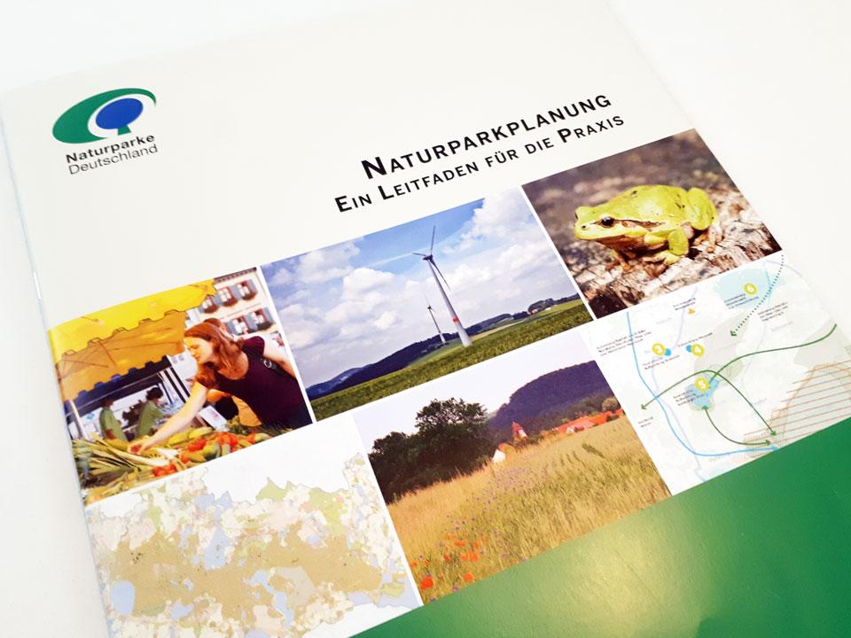Leitfaden Naturparkplanung