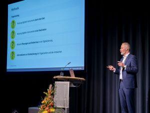 Dr. Alexander Schuler als Referent auf dem Deutschen Tourismustag 2019