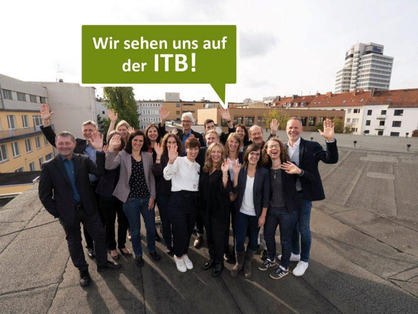 BTE auf der ITB