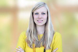 Sarah Orth, Junior Consultant