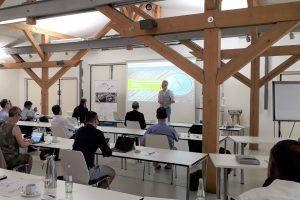 """Workshop zur Entwicklung einer """"Brandenburgischen Seenplatte"""""""