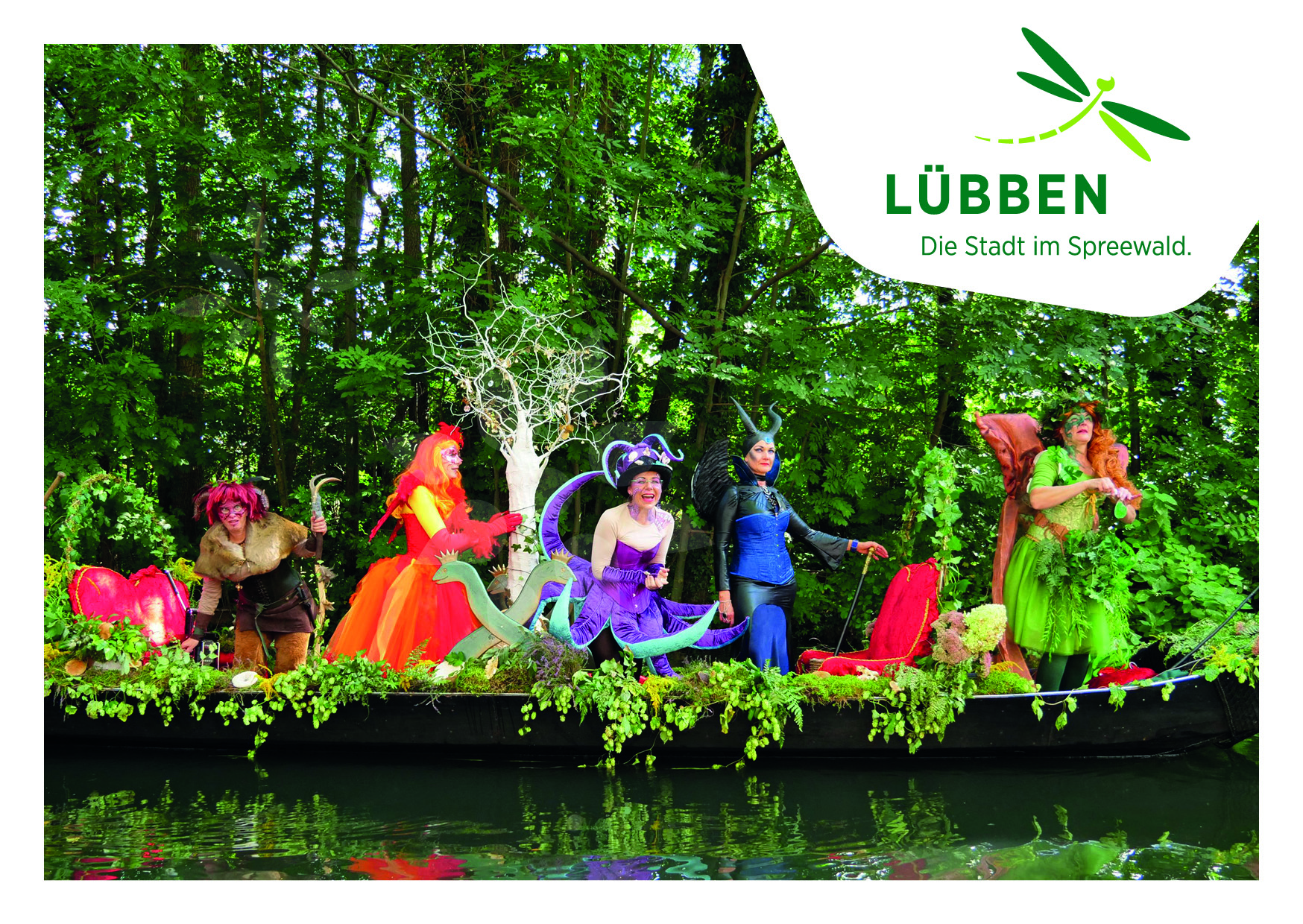 Lübben Corporate Design