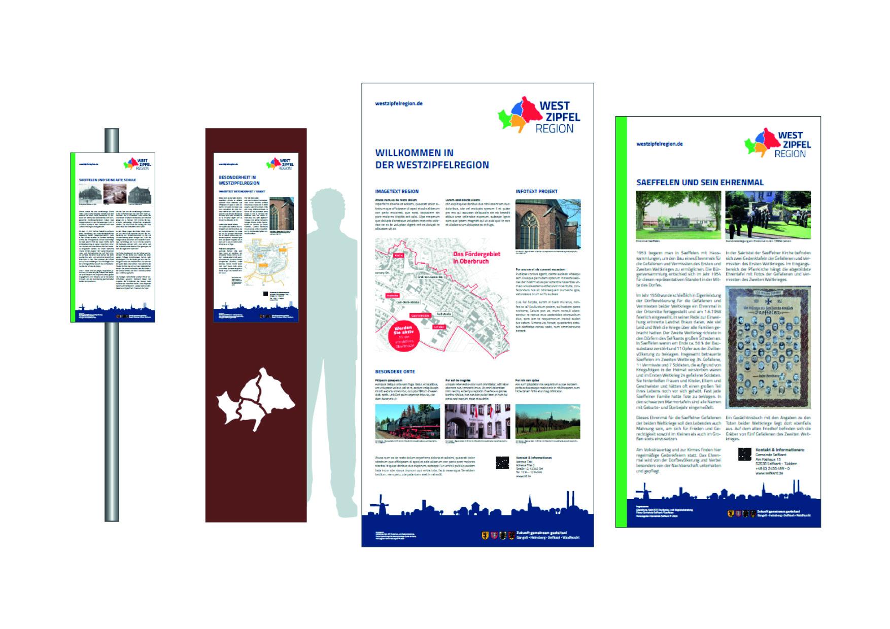collage ReferenzWestzipfelregion
